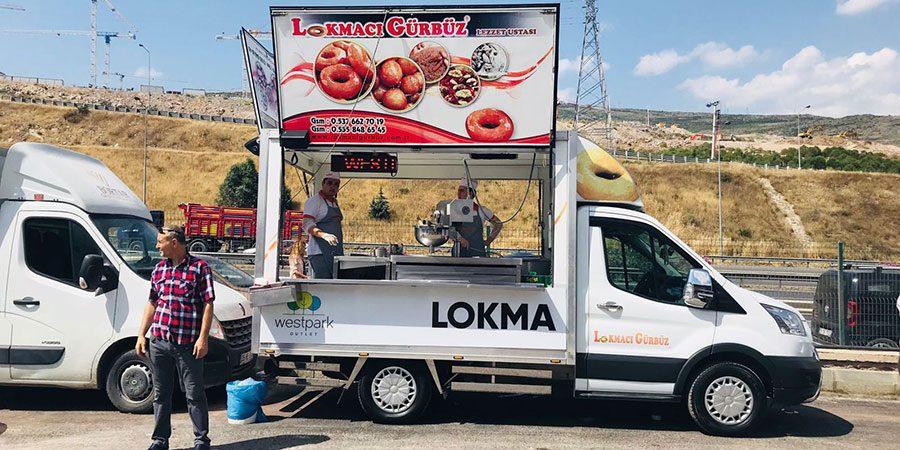 İzmirin 1 Numaralı En İyi Lokmacısı