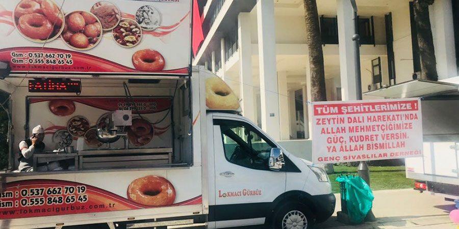 İzmir Lokma Döktürme